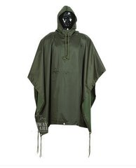 Mil-Spec+ Rubberized Heavy Duty Poncho
