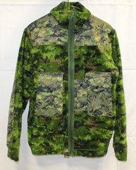 Canadian Digital Fleece Jacket