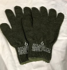 G.I. Wool Gloves - Choice of Size
