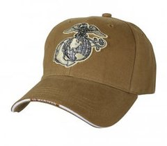 USMC Globe & Anchor Low Profile Ball Cap