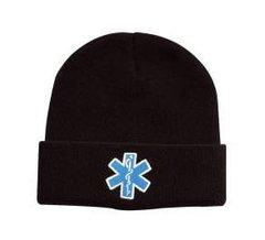 EMS 'Star Of Life' Watch Cap