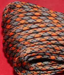 550 7 Strand Paracord Rust