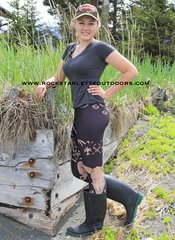 Tribal Sheep Leggings, Earth Tones, NEW! from Rockstarlette Outdoors
