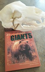 Unpredictable Giants, 60 brown bear hunting adventures in Alaska, Sale $20 OFF, Hard Cover