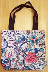 Rockstarlette Outdoors Cheerful Tote Bag