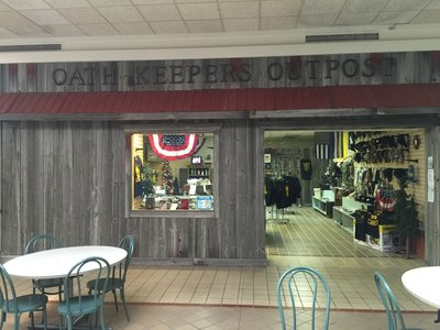 Oath Keepers Outpost Store