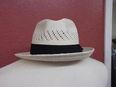 Milano - Panama Hat by Big Alli