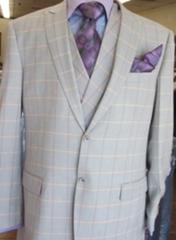 Steven Land - Suit