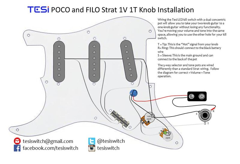 Wiring Diagram For Kill Switch Powerking Co