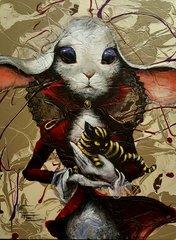 White Rabbit and The Cheshire