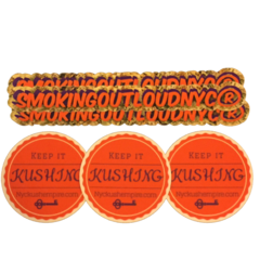 NYC KUSH EMPIRE Combo Sticker Pack