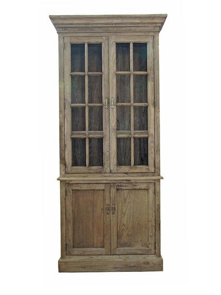 Glass Door Hutch Cam0048 Mariner Trading Company Inc