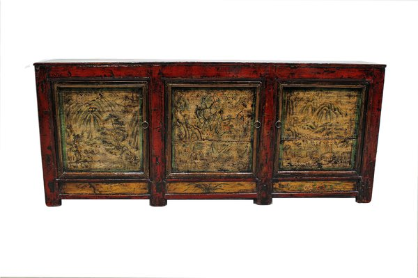 Antique Asian Cabinet (161865) - Antique Asian Cabinet (161865) Mariner Trading Company, Inc