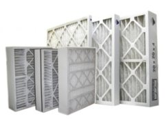 MERV08 16 x 25 x 5, BOX OF 3 - Honeywell replacement