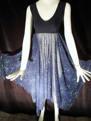 SPECTRUM UNIQUENESS-NAVY /DEEP ROYAL BLUE DRESS