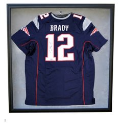 Football Jersey Premium Display Case Shadow Box