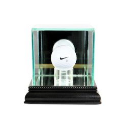 Desktop Single Golfball Glass Display Case