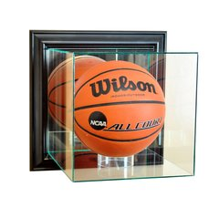 Wall Mount Basketball Glass Display Case