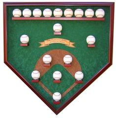 2014 World Series Champion San Francisco Giants 18 Baseball Field Case
