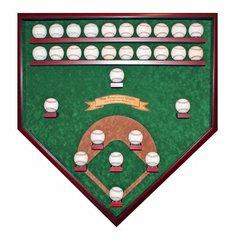 2014 World Series Champion San Francisco 29 Baseball Field Case