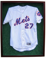 Baseball Jersey Premium Display Case Shadow Box