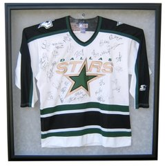 Hockey Jersey Premium Display Case Shadow Box