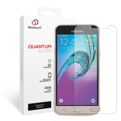 Galaxy J3 - Quantum Glass