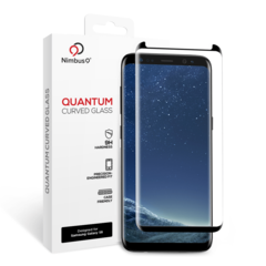 Samsung Galaxy S8 - Nimbus9 Quantum Curved Glass