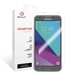 Galaxy J3 Emerge / Eclipse - Quantum Glass