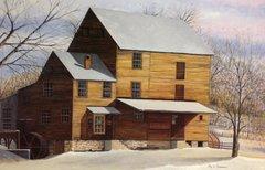 Woodson's Mill Unframed