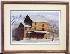Woodson's Mill Framed