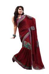 Wedding saree