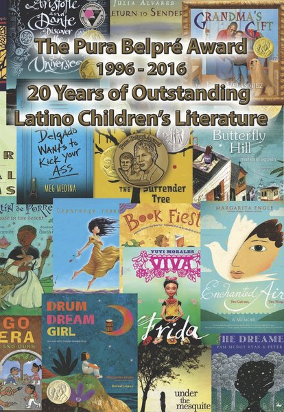 pura belpre award, 9781499464344, latino children | cinco ...