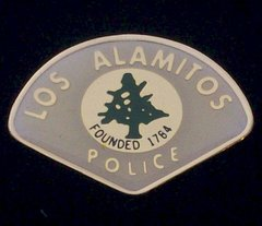 Los Alamitos Police Department Hat Pin #GE02782