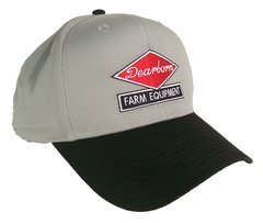 Dearborn Farm Equipment Embroidered Cap Hat #40-8400GB