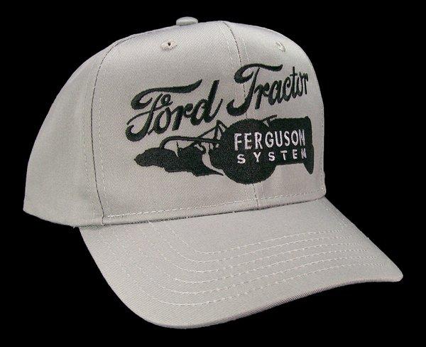 Ford Ferguson Tractor Farm Embroidered Cap Hat #40-8201G | Locomotive Logos