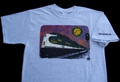 Southern Railway Crescent T-Shirt **DISCONTINUED