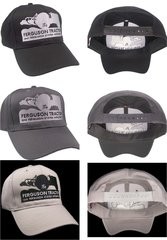 Ferguson Tractor Fergie Farm Implement Embroidered Cap Hat #40-7900 CHOOSE COLOR