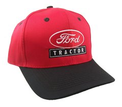 Ford Tractor Farm Embroidered Cap Hat #40-8200RB