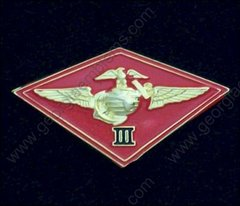 3rd III Marine Air Wing USMC Pin #GE14816