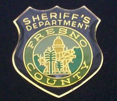 Fresno County Sheriff's Department Hat Pin #GE02774