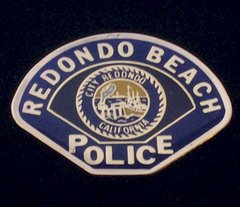 Redondo Beach Police Department Hat Pin #GE02849