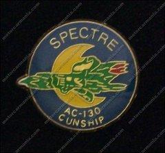 Spectre AC-130 Gunship Pin #GE62739