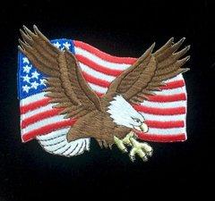 USA Eagle Patch #GE0362