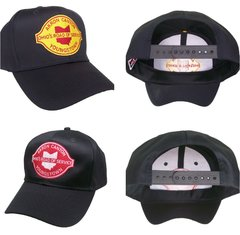 Akron Canton & Youngstown Railroad Embroidered Cap Hat 40-6700 CHOOSE LOGO COLOR