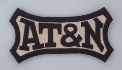 Alabama Tennessee & Northern Railroad Patch #14-0800