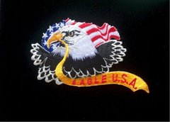 Eagle USA Patch #GE3150