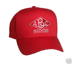 Atlanta Birmingham & Coast Railroad Cap Hat #40-1500R
