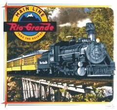 Rio Grande Main Line Railroad T-Shirt **DISCONTINUED