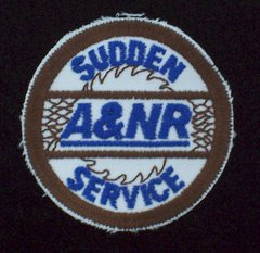 Angelina & Neches Railroad Patch #14-1001